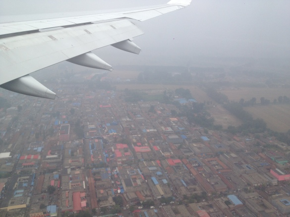 Those blue roofs remind me Tanzania and specially Zanzibar