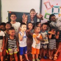I even like kids more than before coming to China :)