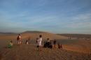 Sand dunes in Mui Ne